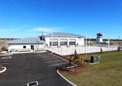Aircraft Rescue and Fire Fighting Facility