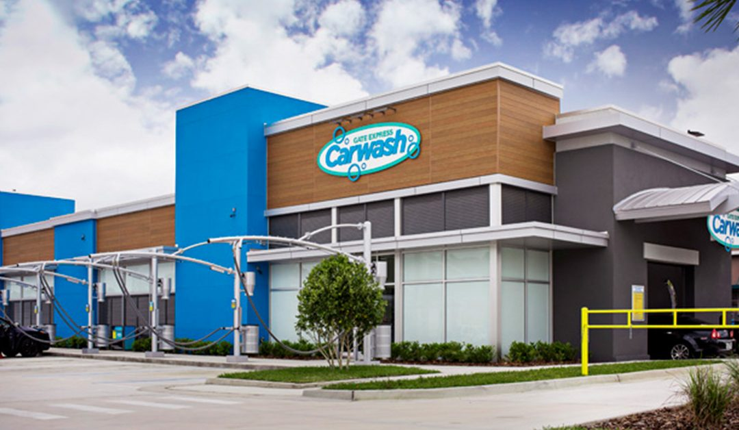 New Carwash Prototype Begins in Jacksonville