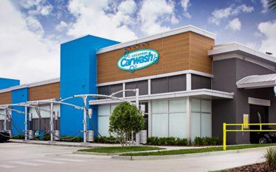 New Carwash Prototype Begins in Jacksonville
