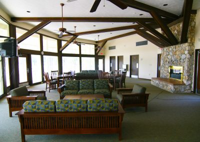 Camp Keystone Lodge Renovation