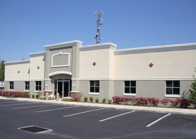 Scherer Construction North Florida Office