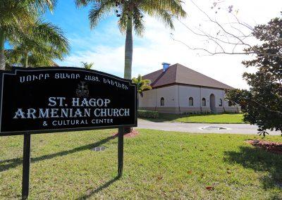 St. Hagop Cultural Hall