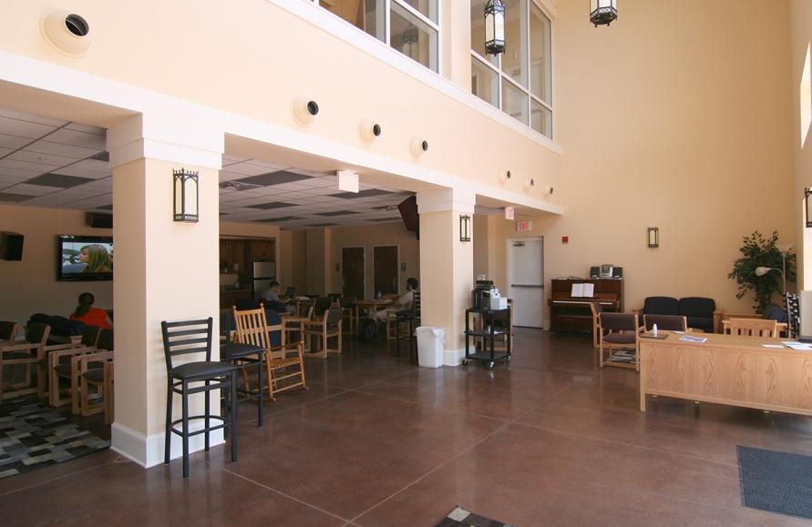University United Methodist Student Center Scherer