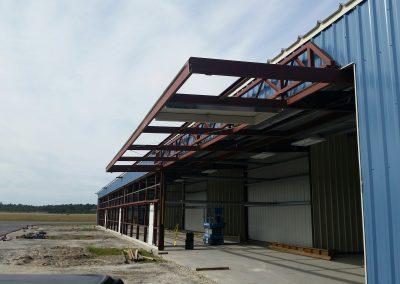 Palatka Airport T-Hangars