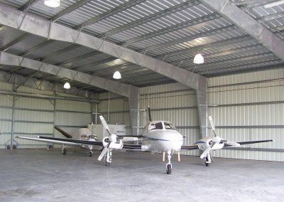 Bulk Storage Hangar
