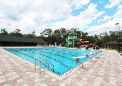 Boy Scouts Camp Shands Aquatic Center
