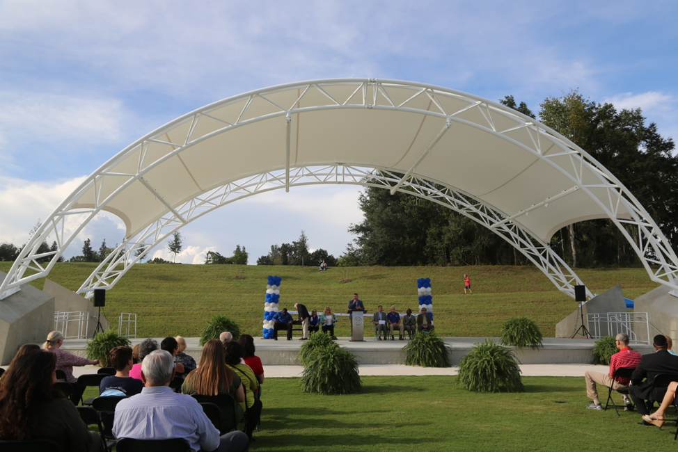 Phase 2 of 106-Acre Legacy Park Completed in Gainesville, FL