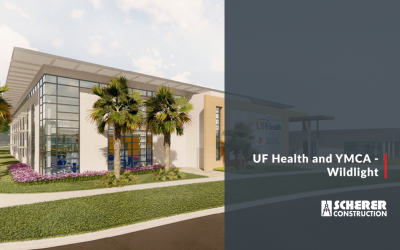 UF Health & YMCA Facility of Wildlight Community Making Headway in Yulee, Florida