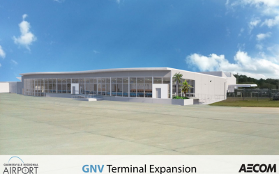 Gainesville Regional Airport Set For Major Expansion and Renovation