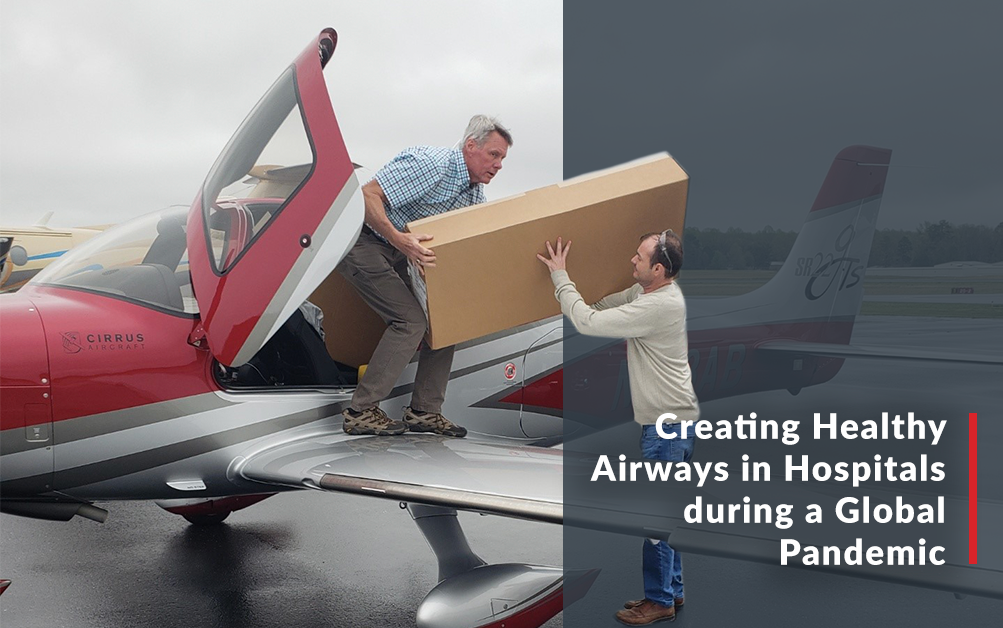 Building Healthy Airways for a Local Medical Facility