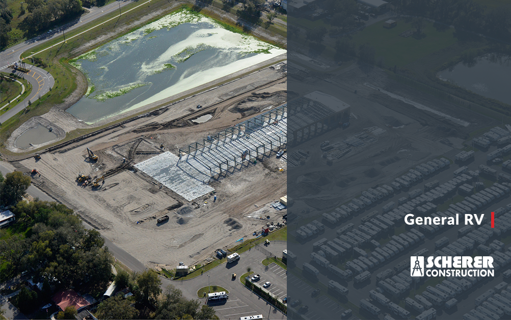 General RV's Dover, FL Location Expansion Nears Completion