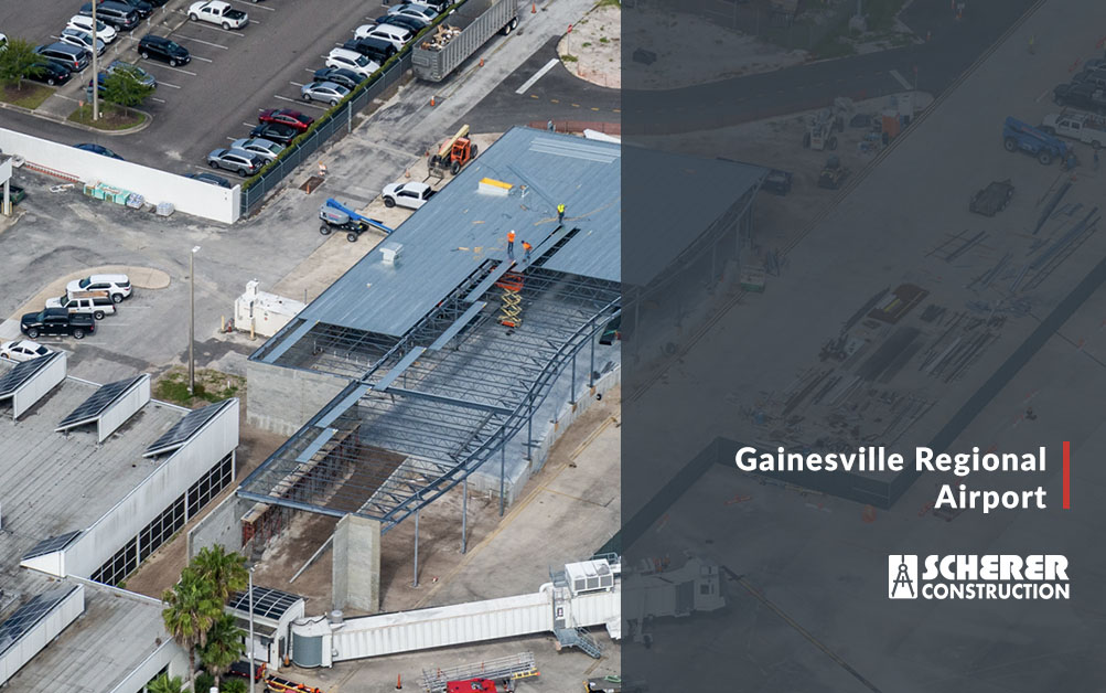 Gainesville Regional Airport Update