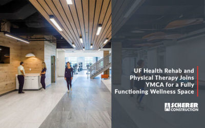 UF Health Rehab and Physical Therapy Joins YMCA for a Fully Functioning Wellness Space